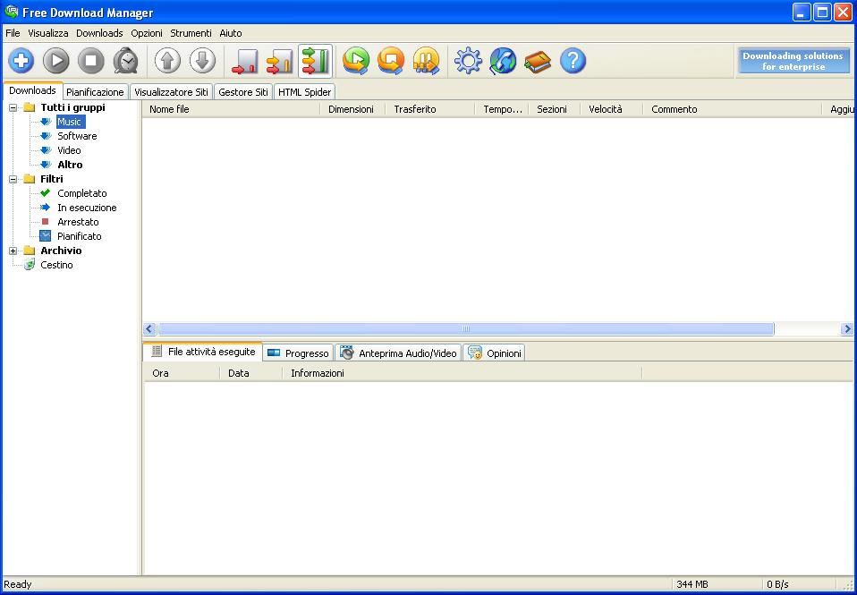 Immagine di Free Download Manager